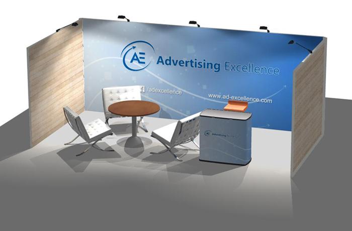 custom exhibit booths